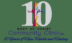 Body of Christ Community Clinic celebrates decade of service