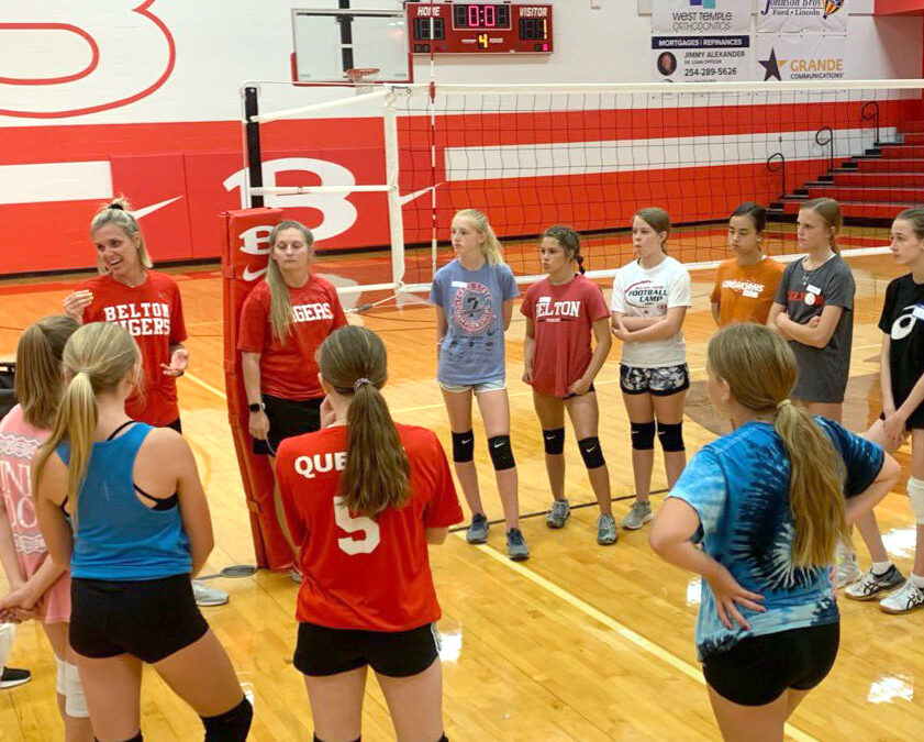 Lady Tigers' Volleyball hits the court Aug. 2 with playoff goals in mind