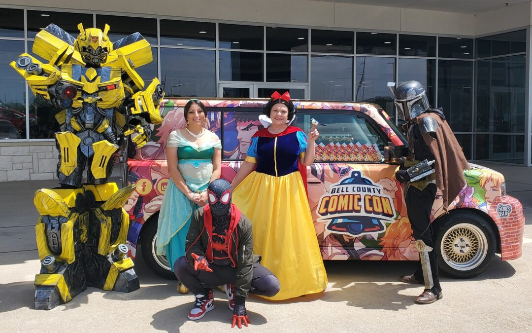 Comic Con sets August Date for Bell County