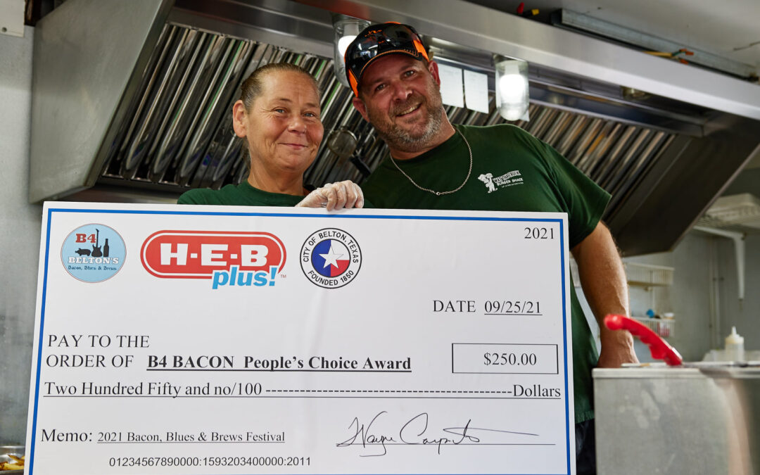 The annual Bacon, Blues & Brews festival returned to downtown Belton on September 24 and 25.