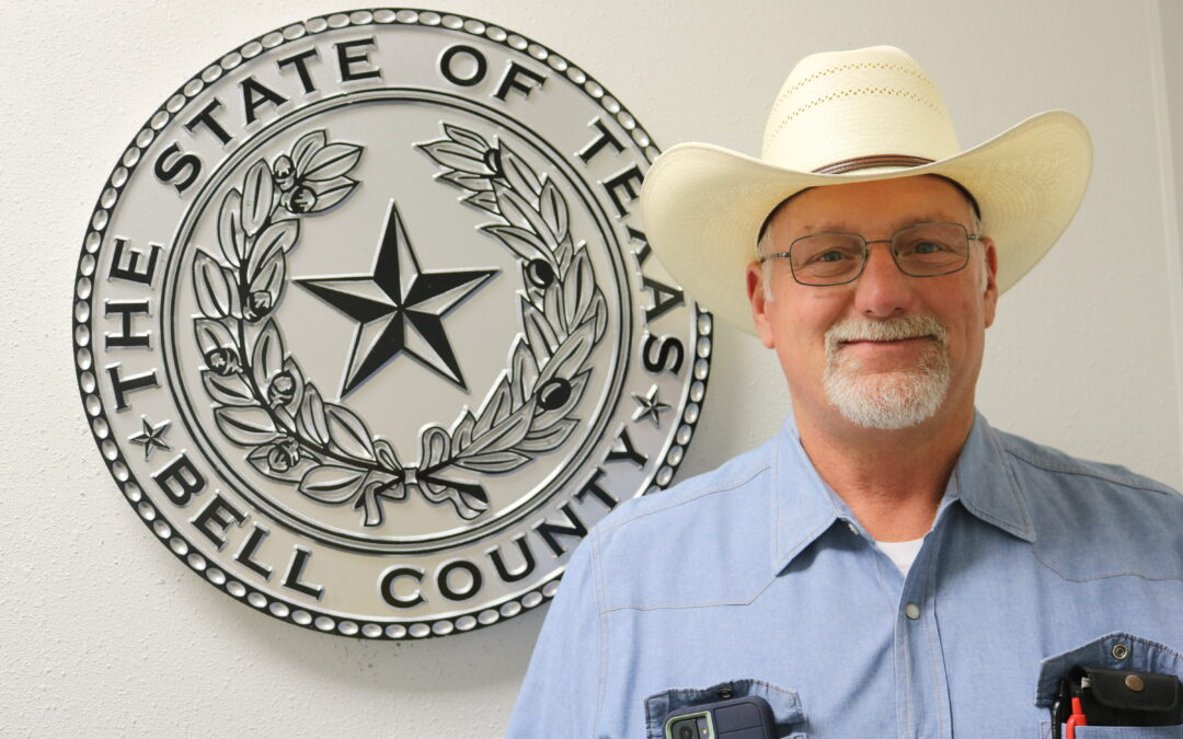 Jeffrey Ivey named foreman for Bell County Road and Bridge